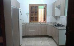 Cozinha em Granito Amarelo Ornamental