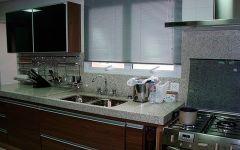 Cozinha em Granito Branco Genérico