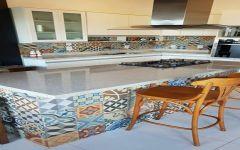 Cozinha em Granito Branco Itaúnas