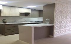 Cozinha em Silestone Blanco Maple