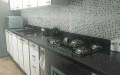 Cozinha com Tampo em Granito São Gabriel