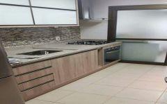 Tampo Cozinha em Granito Branco Itaúnas