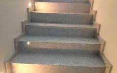 Escada em Granito Branco Itaúnas
